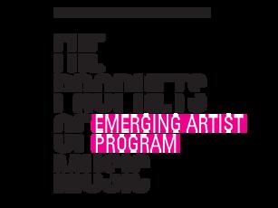THE PROPHETS OF MUSIC EMERGING ARTIST PROGRAM