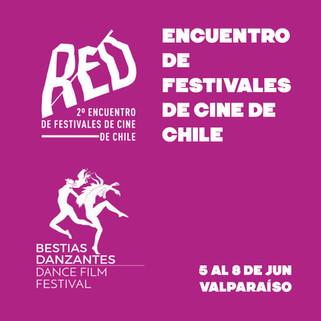 Bestias Danzantes Festival de Cine de Danza, será parte de Red, el 2do Encuentro de Festivales de ci