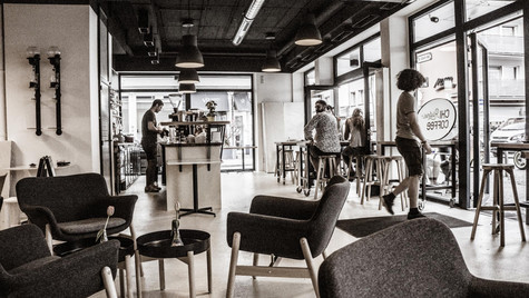 Chi Coffee Wuppertal
