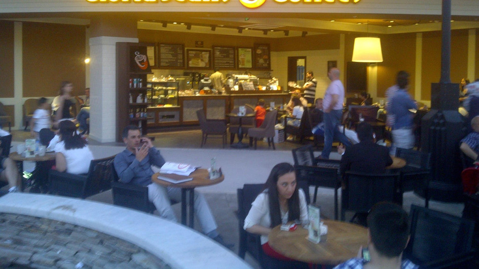 Gloria Jean' coffees