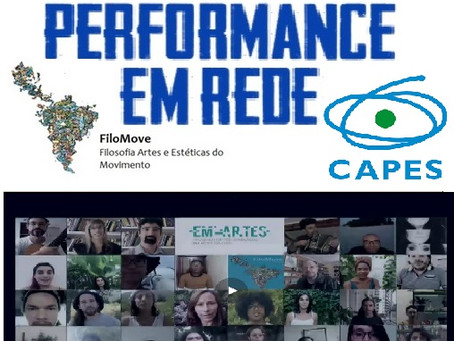 Inscrições Abertas (até 18/12/2020) Minicurso FILOSoFIA PERFoRMANCE Prof. Natacha M López Gallucci