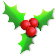 Christmas Holly Icon.png