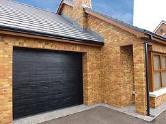 Irish Sectional Garage Doors
