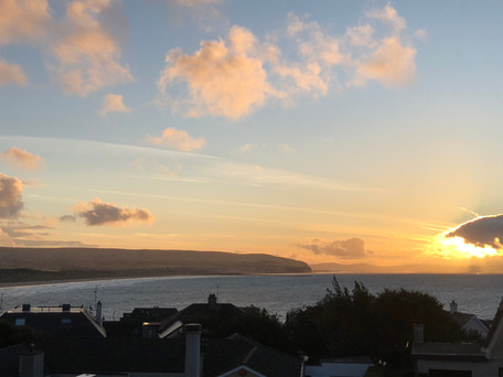 Good Evening from Driftwood Guesthouse