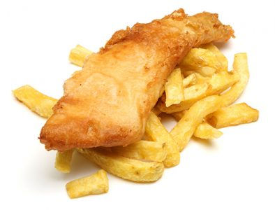 Fish and Chips Broughshane