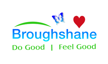 Broughshane Do Good Feel Good  PNG LOGO