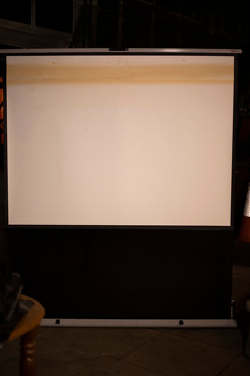 481. Collapsible Projection Screen