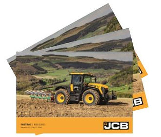 R KENNEDY & Co - JCB 4000 Tractor Series