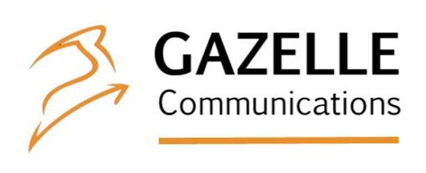 Gazelle Communications Logo
