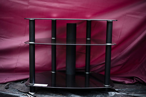 241. Black TV Stand