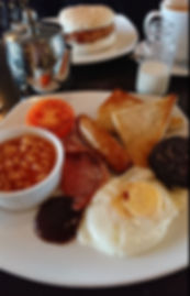 Breakfast in Broughshane