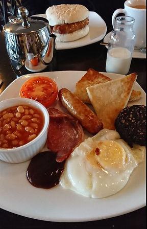 Breakfast in Broughshane
