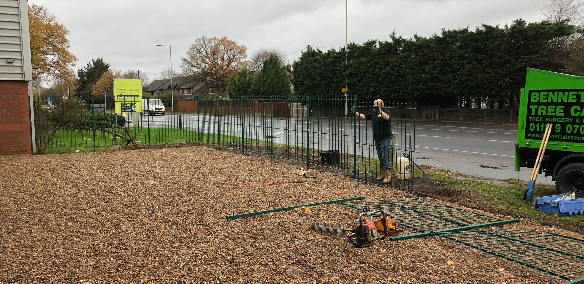 Bennetts Tree Care landscapng