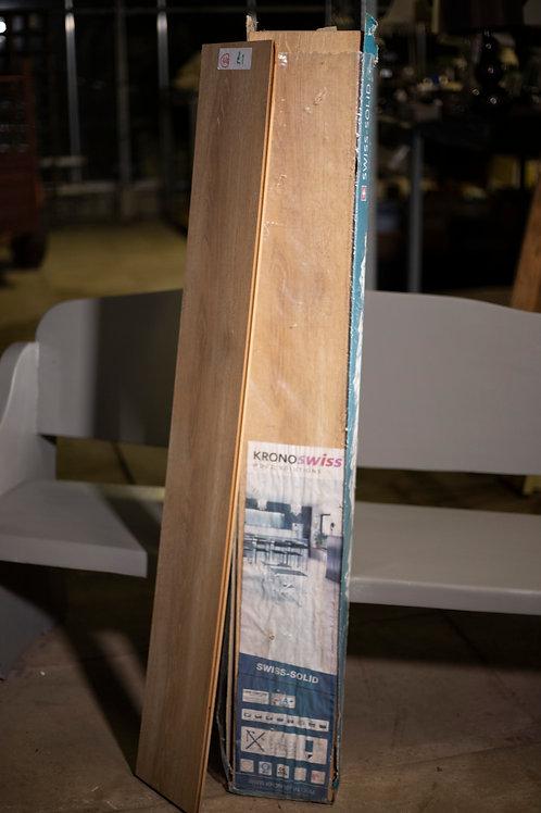 458. 1.3 Sq. M laminated flooring