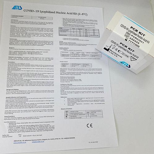 COVID-19 PCR Lyophilised Kit