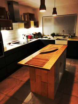 Driftwood Guesthouse open-planned Kitchen