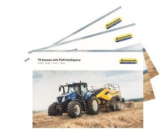 R. KENNEDY & Co New Holland T8 Brochure