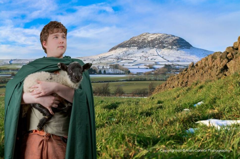 St. Patrick on Mount Slemish