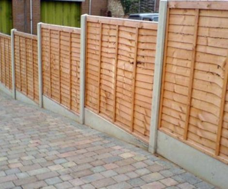Bennetts-Tree-Care Fencing Services