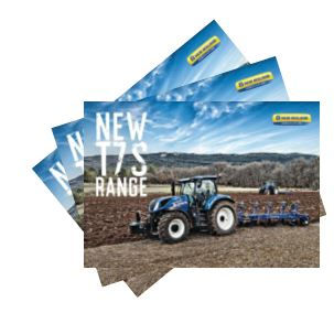 R. KENNEDY & Co New Holland T7 Tractor R