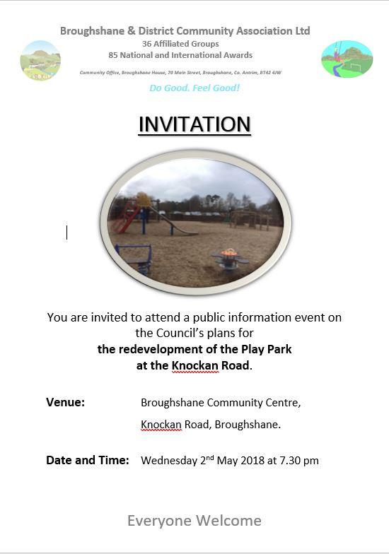 Knockan Road Children's Playpark
