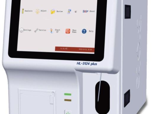 AMS UK Launch the Hematron 3 Plus Hematology Analyser
