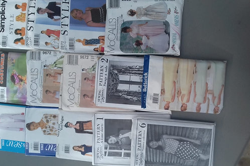 466. Dressmaking Patterns