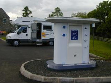 Broughshane Motorhome Service Point