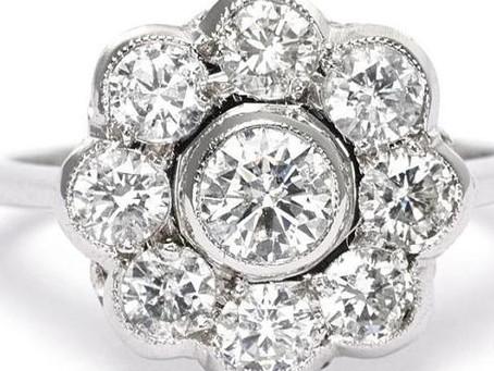 Vera McCullough Jewellery Handmade Engagement Ring