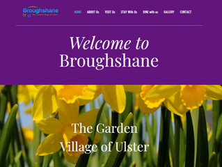 Broughshane's new community & tourism website is launched.