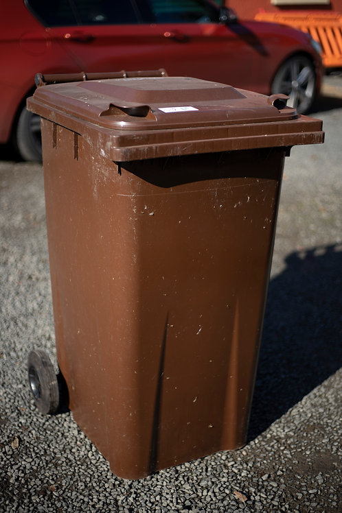 397. Garden Waste Brown Bins
