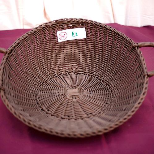 141. Wicker Display Basket