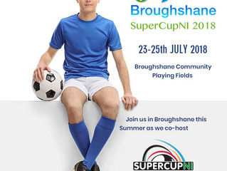 Broughshane co-host SuperCup 2018