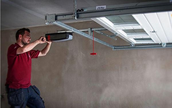 Irisg Garage Door Installation