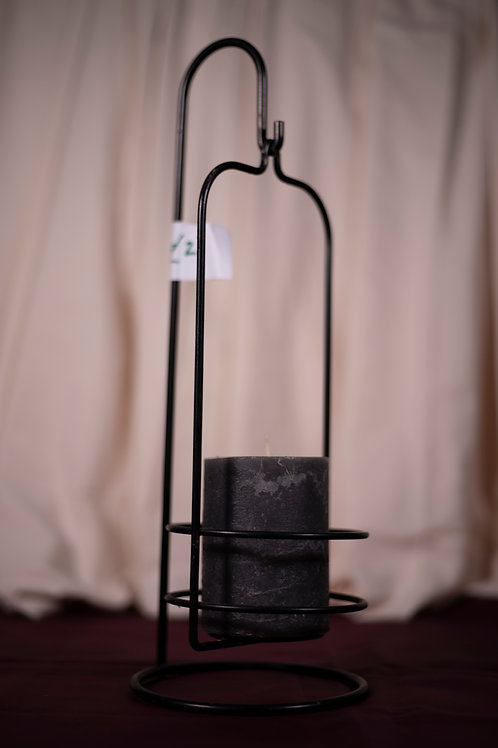 6. Candleholder and Candle