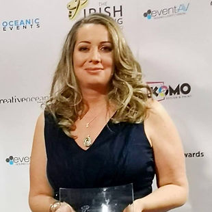 Vera McCullough wins NI Wedding Awards 2019