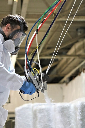 Jans Composites Chop spray Composite Eng