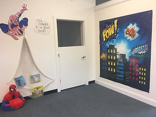Tiny Thinkers Academy Play Room