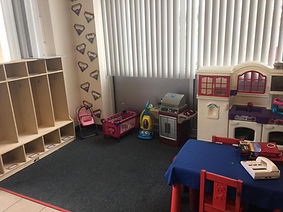 Tiny Thinkers Academy Children's Play Area