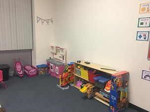 Tiny Thinkers Academy Daycare Play Area