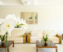 Sala de estar Hotel Vila Verde .JPG