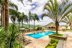 Piscina Hotel Vila Verde 2