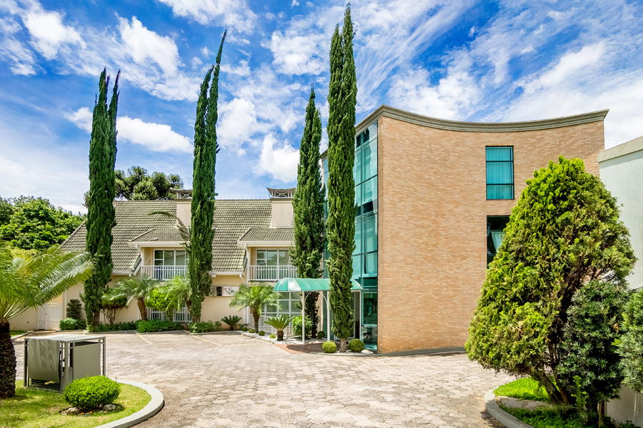 Fachada Hotel Vila Verde 1