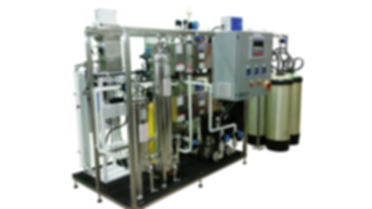 ASTM Type 1A Reagent Grade Water System