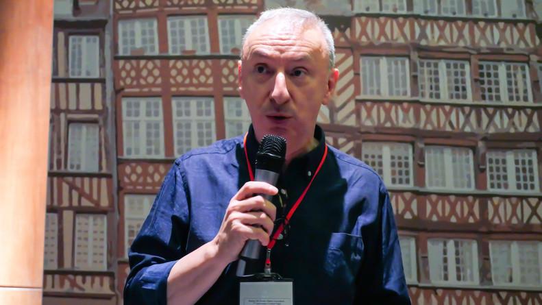 Mr. Jean-François CASABONNE-MASONNAVE, Director of Bureau Français de Taipei
