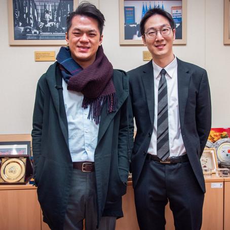 韓國新合作學校—慶熙大學 New Partner in South Korea—Kyung Hee University!
