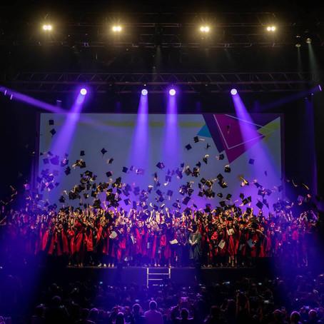 2019 畢業典禮Graduation Ceremony!