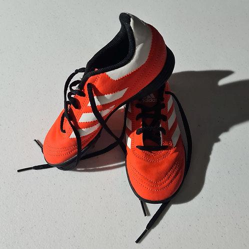 Orange Football Boots - Size 13