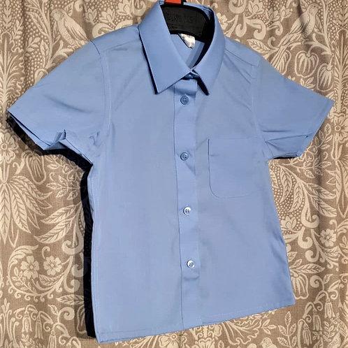 Girls Short Sleeved Shirt - 8-9 yrs