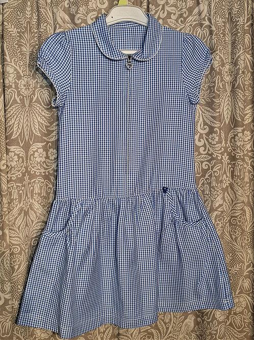 Gingham Dress - 8yrs